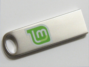 Linux Mint 18 pendrive